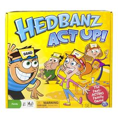 Spin Master Games  Hedbanz Act Up MX ** For more information, visit image link.Note:It is affiliate link to Amazon.