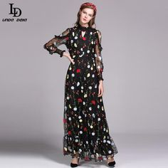 Women's Flare Sleeve Animal Butterfly Snake Printed Long Dress Do you want it www.storeglum.com... #shop #beauty #Woman's fashion #Products