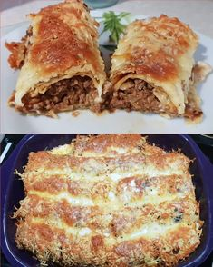Cookbook Recipes, Cooking Recipes, Greek Recipes, Crepes, Pasta Dishes, Brunch, Kai, Food And Drink, Healthy Eating