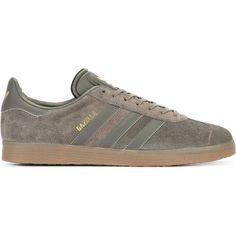 Mens Grey Dress Shoes, Lace Up Shoes, Gray Dress, Men's Shoes, Sneakers Adidas, Men's Sneakers, Adidas Men, Adidas Gazelle Grey, Men's Fashion