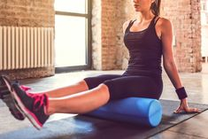 Benefits Of Foam Rolling, Foam Roller Stretches, Plantar Fasciitis Stretches, Muscle Knots, Muscle Pain, Muscle Soreness, Heel Pain, Muscle Recovery, Low Impact Workout