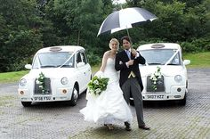 Fun wedding car! What do you think?  #Wedding #Car