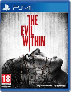 The Evil Within - A New Scary Game 2014 - Out On 21 October - Don't Miss This Scary Game