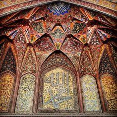 瓦齊爾汗清真寺巴基斯坦