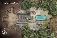 Temple of the Bear by Robert Lazzaretti