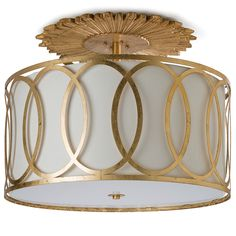 Regina Andrew Lighting Parisian Sun Chandelier