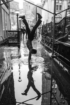 Justin Wolfer ~ Downtown New York (By Robert Sturman)