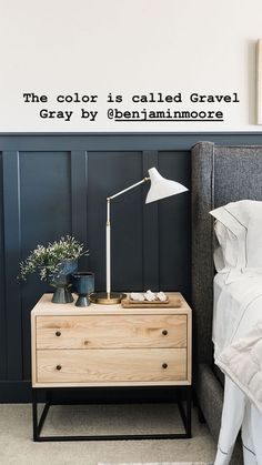 58 New Ideas Furniture Makeover Armoire Benjamin Moore Home Interior Design, Bedroom Paint Colors, House Interior, Furniture Makeover, Bedroom Panel, Home, Home Bedroom, Remodel Bedroom, Home Decor