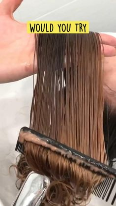 Hair Color Glaze, Henna Hair Color, Blonde Hair Care, Magic Hair, Hair Growth Tips, Long Layered Hair, Hair Restoration, Diy Hairstyles, Hair Hacks