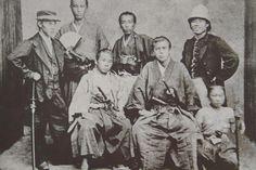 明治3年 (1870) ごろの木戸孝允