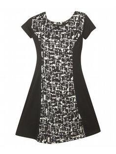 Black Buffalo Dress