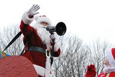 Kick-off the holiday season at one of Clarington's Santa Claus Parades!