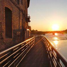 Passerelle Baudis - Toulouse