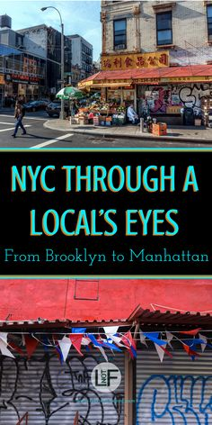 NYC is a special city that takes a long time to know. This photo essay shows the streets of NYC through the eyes and lens of a local. | LOST NOT FOUND | #NewYorkCity #StreetPhotography #NYC