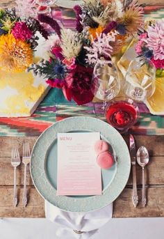 40 Boho Chic Wedding Table Settings To Get Inspired Weddingomania | Weddingomania