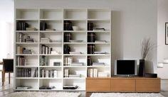 Librerie componibili modulari - Libreria componibile modulare a parete Italian Style, Shelving, Living Room, House, Home Decor, Studio, Crochet, Books, World