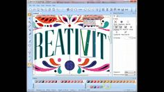 Creating a Paintwork Design with Bernina DesignWorks