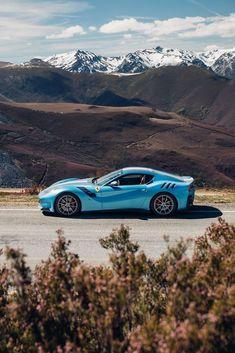 Ferrari F12 Tdf, Ferrari Mondial, Lamborghini Concept, F12 Berlinetta, Porsche 911 Rsr, Best Luxury Cars, Unique Cars, Car Photography, Sexy Cars