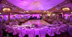Everything looks different with color. Hollywood has been made from special effects. Add that spice to your own event with the latest, greatest and finest in lighting.