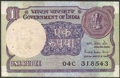 TechInStir - Technology and Business: One rupee notes are back in circulation - RBI Said...