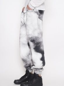 CLOUDY PRINTED TROUSERS by PODSIADLO| NOT JUST A LABEL