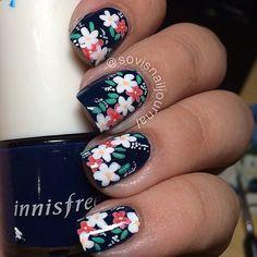 25 Nuevas fotos de uñas decoradas 2014 | Decoración de Uñas - Manicura y NailArt