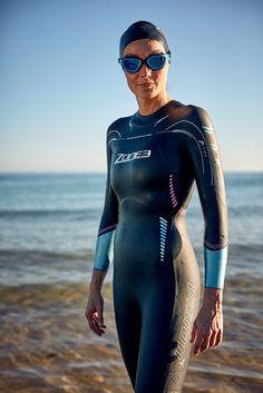 Scuba Girl, Womens Wetsuit, Swim Caps, Sport Wear, Second Skin, Swimsuits, Swimwear, Triathlon, One Piece Swimsuit