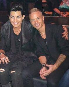 ♥ Adam and Sauli ♥