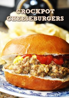 Try this recipe at home to make some delicious tasting cheeseburgers all in your Crock Pot! No need to fire up the grill or flame broil, just crock these all the way to the dinner table! The meat and cheese is a little more loose like a casserole, but boy is it ever good in …