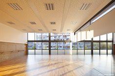 Galeria - Centro Cultural de Sedan / Richard + Schoeller Architectes - 13