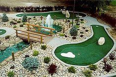 Miniature Golf Course Styles | Indoor Mini Golf | Adventure Golf