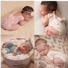 ae9389b2f7dd9 Mother and Kids · Newborn Photography Props Newest Baby Product Studio  Photography Accessories Lace Romper Back Tie Girls Outfit Baby