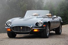 Jaguar e type s3