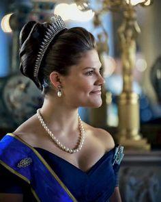 Foto oficial de la Princesa Victoria de Suecia