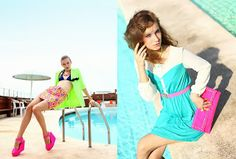 Ashlees Loves: get your NEON ON! #GetYourNeonOn #Neon #Fashion #Style