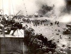 Evacuación de Dunkerque, 1940.