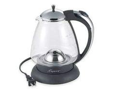 Capresso Glass Water Kettle