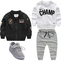 New baby outfits swag Ideas Toddler Boy Fashion, Toddler Boy Outfits, Fashion Kids, Toddler Boy Style, Fashion Outfits, Fashion Black, Fall Fashion, Style Fashion, Womens Fashion