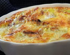 Artichoke & Two-Cheese Frittata