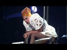 Lady Gaga - Judas - Born This Way Ball - Vienna 2012