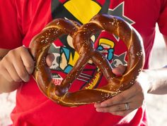 San Diego Pretzel Company and a Giveaway | Kirbie's Cravings | A San Diego food blog. http://kirbiecravings.com/
