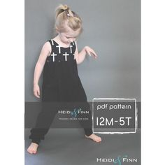 Sugar n Spice dress and romper pattern and tutorial PDF tunic dress jumper playsuit easy sew Rompers For Kids, Girls Rompers, Romper Dress, Playsuit, Simple Dresses, Nice Dresses, Leila, Romper Pattern, Harems