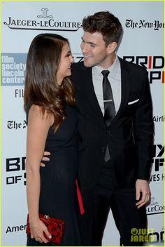 Nina Dobrev & Boyfriend Austin Stowell Make First Official Red Carpet Appearance!