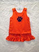 Clemson gear for Baby D