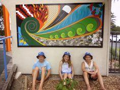 ARTY SMARTY : Mangapapa Murals