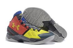 big sale 02e70 40b83 Buy Discount UA Curry 2 Under Armour Stephen Curry Two Orange Yellow Black  Royal from Reliable Discount UA Curry 2 Under Armour Stephen Curry Two  Orange ...
