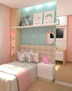 170 Ideas De Habitaciones Para Niñas Decoración De Unas Decoracion Para Niños Decoración De Habitaciones