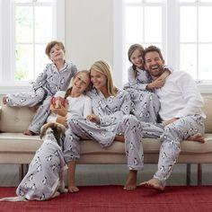 Family Pajamas – Party Penguins