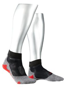 Falke RU 5 Short - Calcetines de running para mujer, tamaño 37 - 38, color negro / gris - http://paracorrer.com/producto/falke-ru-5-short-calcetines-de-running-para-mujer-tamano-37-38-color-negro-gris/