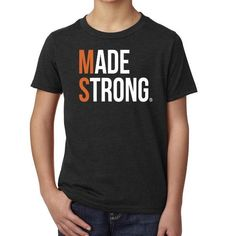 Youth Made Strong® (MS) T-Shirt